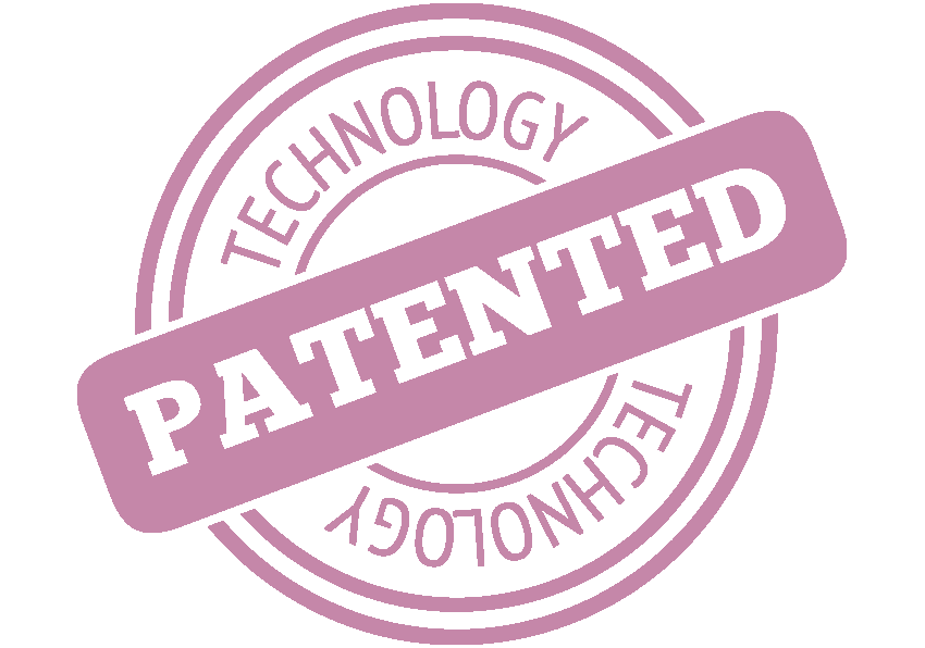 Patented tecnology